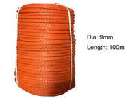 accessories for utv - mm meters synthetic winch line uhmwpe rope for ATV UTV electric winch x4 off road accessories