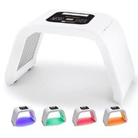 Wholesale Fast shipping PDT photon light therpay device for acne spot skin tightening led light machine