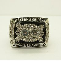 Wholesale Bottom Price for Replica Raiders Championship Ring for Fans