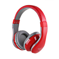 bass eq - STN Wireless Bluetooth Stereo Headphone Headset Bass with Mic FM MP3 EQ Support TF Card for iPhone iPad PC Samsung