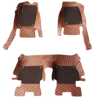 Wholesale Car Floor Mats Car Special Floor Mat Black Beige Wine Red Brown for Ford Mondeo Mk3