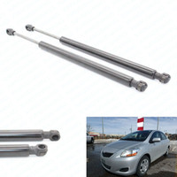 Wholesale 2pcs set car Hathcback Auto Gas Spring Struts Prop Lift Support For Toyota Yaris W O Wiper