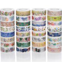 Wholesale New design m stationery cartoon decoration washi tape mt rice tape