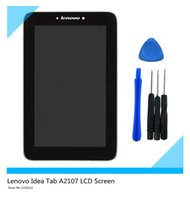 assembly ideas - LCD Screen and Digitizer Assembly with Front Housing for Lenovo Idea Tab A2107 free DIY tools