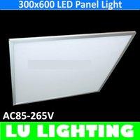Wholesale CE RoHS UL LED Panel x600 W W LED Panel Lights Suspended LED Recessed Ceiling Panel Lights AC85 V LED Slim Ceiling Lighting