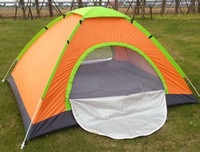 Wholesale 2 persons Second Automatic Quick Open Tent Elstey Easy Up Instant Portable Outdoor Pop up Beach Tent