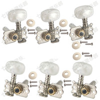 Wholesale set R3L Acoustic Classical guitar strings button Tuning Pegs Keys tuner Musical instruments accessories Guitar Parts