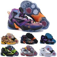 mens basketball shoes for cheap - Cheap Mens lebron xiii basketball shoes for sale Discount basketball shoes Cheap sneakers LJ13 Retro Shoes