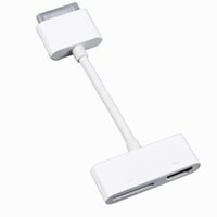 apple ipad av - Digital AV HDMI to HDTV Cable Adapter for Apple iPad iPhone S iPod Touch
