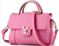 venda por atacado novo desgaste de moda para senhoras-Pacote feminino 2017 vento novo da moda saco de incenso pequeno saco de moda senhoras desgastado uma bolsa de ombro atacado uma variedade de cores