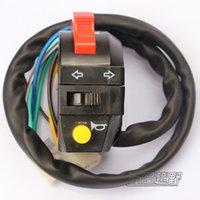 Wholesale Motocross Tuning Parts ATV ATV high stage three function switch headlights turn signal