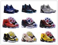 Wholesale 2016 Hot sale Lebron XIII Elite basketball shoes men cheap sale sport sneakers LBJ PE Training shoes james shoes size US