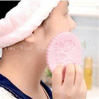 Wholesale Cartoon Face Wash Sponge Cleansing Flutter Makeup Artist Cleansing Facial Flutter Face Wash Puff Makeup Tools
