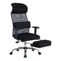 Wholesale computer chair Ergonomic Adjustable Mesh Office Executive Chair black blue green color Stool Swivel Computer Task Chair Office Furniture