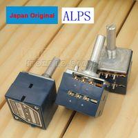 alps controls - Home Audio Video Equipments Amplifiers Japan ALPS Volume control potentiometer Dual K For Amplifier
