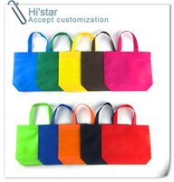 advertisement gifts bag - 32 custom gift advertisement Reusable Recycle non woven shopping bags recyle supermarket non woven bags with handles