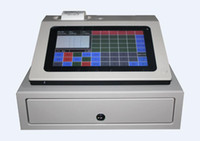 Wholesale POS0901 Inch Capacitive Touch Screen POS Register With POS Software and Cash Drawer Printer