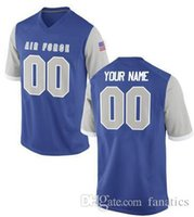 air force orders - Men s Women Youth Kids Air Force Falcons Personalized Customized Football NCAA jerseys Blue Top Quality Drop Shipping Accept Mixed orders