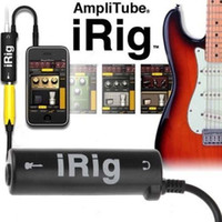 Wholesale iRig guitar tuners Guitar Interface Converter iRig For iPhone iPad iPod