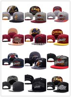 Wholesale 20 Color Eastern Conference Cleveland Sport King Irving Love Big Three Snapback basketball Caps High Quality Men Women Basketball Hat