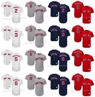 Wholesale BOSTON RED SOX baseball jersey Xander Bogaerts Babe Ruth Nomar Garciaparra Rico Petrocelli throwback baseball jerseys mlb jersey