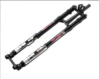 Wholesale hot sales DNM USD DH FR FRONT FORK Bike Air Suspension downhill Fork travel mm