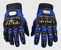 Wholesale full finger Motorcycle Gloves racing guantes motocross gloves M XXL