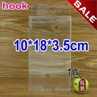 album display - High quality Spot PVC clear plastic box with hook Box used to display album wedding gift notebook etc cm