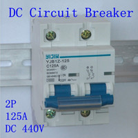 Wholesale pairs P A DC440V MCB Solar Energy Photovoltaic PV Mini DC Circuit Breaker Used For Solar Power System