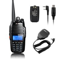 band w speakers - w Extra Battery TYT TH UV8000D W Transceiver Walkie Talkie Dual Band Two Way Radio Baofeng Speaker Mic USB Programming Cable