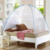 Wholesale Home textile can be installed in Mongolia magic mosquito nets single double bed xin xiang