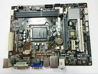 Wholesale B75H2 M4 Desktop Motherboard For Foxconn intel b75 LGA usb3 Motherboard IO sheild SATA cables included