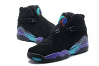 made in china shoes - Factory Store Nike dan Retro Basketball Shoes Mens Jordans VIII Aqua AJ8 Boots Good Quality Made in China Colors Size US7 US13