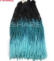 Wholesale Black hair color gradient fiber hairpin Europe and the United States braids