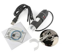 Wholesale New Portable USB X X MP LEDs Digital Microscope Endoscope Magnifier Camera CMOS Sensor Black High Quality