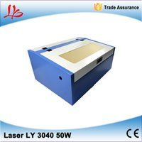 Wholesale LY CO2 Laser Engraving machine W V V also have LY w laser cutter