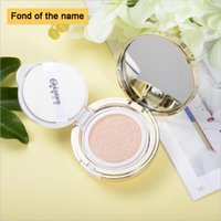 air bases - Hot Faces isolation Whitening Sunscreen Moisturizing air cushion bb cream Wrinkle Concealer beauty basis make up bb cream