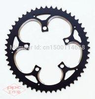 Wholesale Bicycle Parts Bicycle Crank Chainwheel Vitesse BCD T Aluminum alloy chainring crankset black color alloy table