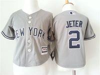 baby rip - MLB jerseys NY Yankees Baby jersey Toddler s Baseball jerseys JETER BETANCES freeshipping