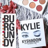 Wholesale Kylie Cosmetics Jenner Colors Eyeshadow Pressed Powder Bronze Kit Eye shadow Palette Bronze Preorder Cosmetic in stock