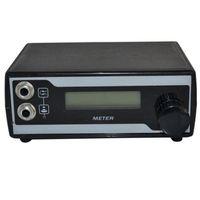 Wholesale 10pcs Good Quality Best Price USA LCD Digital Screen Variable Regulated Black Tattoo Machine Gun Power Supply Box