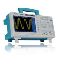 Wholesale Hantek DSO5102B Digital Oscilloscope MHz Channels GS s TFT LCD x480 Record Length K USB AC110 V