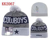 bamboo dallas - Dallas Football Cowboys beanies Team Hat Winter Caps Popular Beanie Caps Skull Caps Best Quality Sports Caps Allow Mix Order