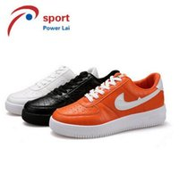 air drills - HOT Hot forceing one men women original goods quality AF1 high white with AIr drill size
