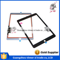 Wholesale Original For iPad Air iPad Touch Screen Digitizer Black Color For iPad Air Touchscreen Digitizer