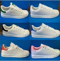 Wholesale Stan Shoes For Men And Women Fashion Sneakers Casual Sport Leather Lovers Shoes Zapatos Mujer