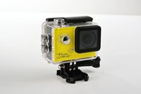 H9 4K Ultra 170 gradi grandangolare HD1080P 60fps 12MP WiFi Sport Action Camera DV subacquea impermeabile DVR del casco Video Camcorder