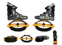 adult outdoor roller skates - Kangoo Jumps Boots Shoes Roller Skate Bounce Shoes Teenager Adults Outdoor Sports Fitness Shoes