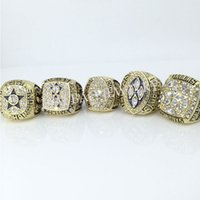 Wholesale Hot Sale Amazing Amazing quality Dallas Cowboys Super Bowl Replica Championship Rings For Men