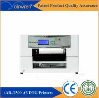 ar printer - China Factory new products Digital Printer d effect T shirt Printing Machine for AR T500 printer